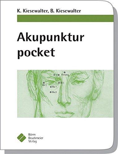Akupunktur pocket (Deutsch)
